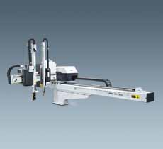 Standard Five Axes Servo Driven Robot ST5-S