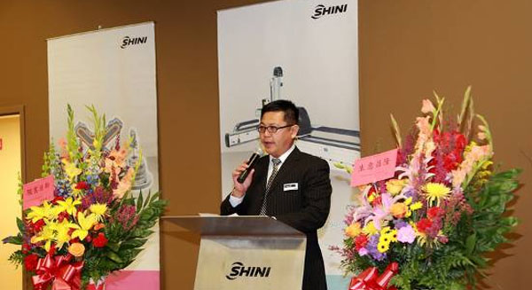 Grand Opening of Technical & Logistics Centre of Shini Group in USA